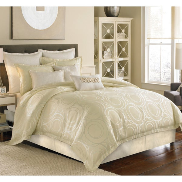 Grand Luxe Synergy 4-piece Queen-size Comforter