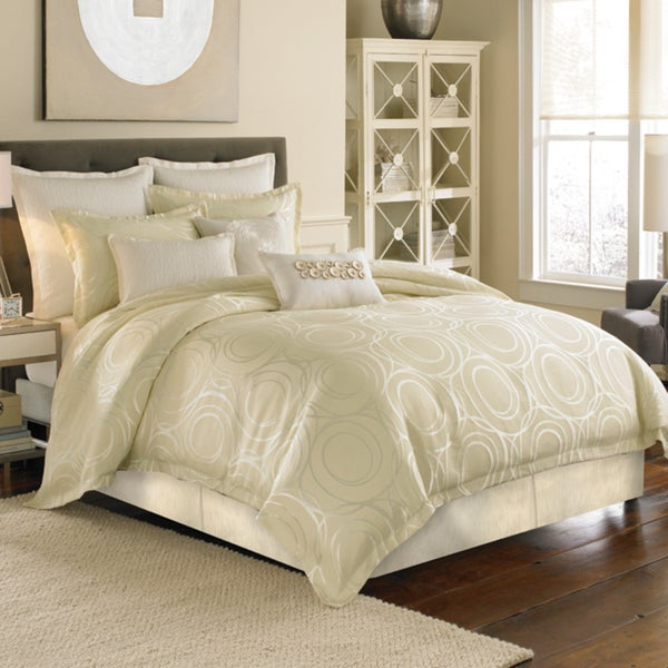 Grand Luxe Synergy 4-piece King-size Comforter Set