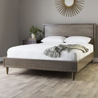 Vilas Light Charcoal Queen Mid-century Style Bed|https://ak1.ostkcdn.com/images/products/6673551/P80004613.jpg?impolicy=medium
