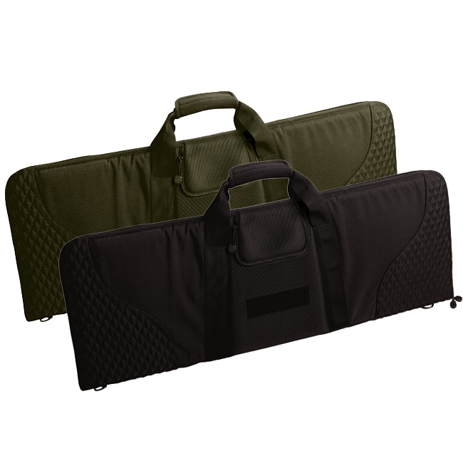 Uncle Mike's Nylon/Foam Discreet Firearm/Gun Case/Shooting Mat