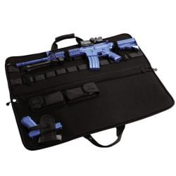 Uncle Mike's Nylon/Foam Discreet Firearm/Gun Case/Shooting Mat - Thumbnail 1