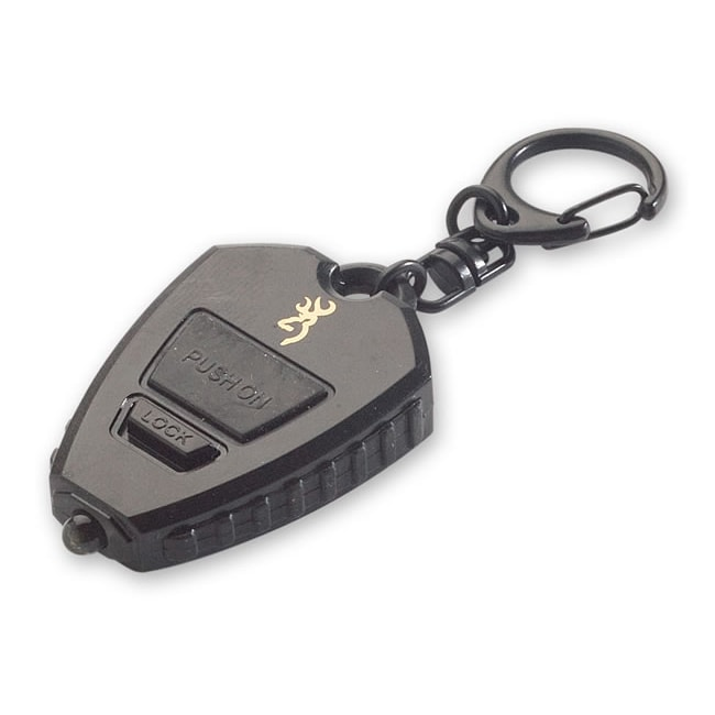 Browning Black Echo Keychain Light