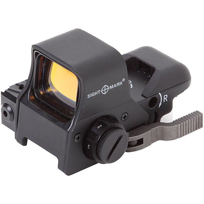 Sightmark Ultra Dual Shot PRO SPEC NV/QD Reflex Sight