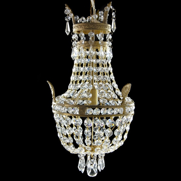 Wedding Day Crystal Chandelier (China)