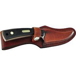 Schrade Old Timer Sharpfinger Stainless Steel Sheath Hunting Knife