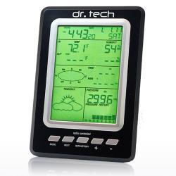 dr. Tech WA-1070T Solar Transmitter Wireless Weather Station - Thumbnail 1