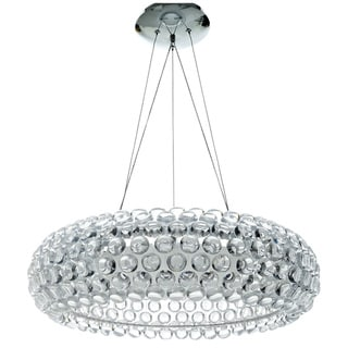 Caboche Style Acrylic Crystal Chandelier