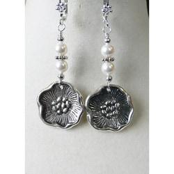 Elizabeth I' Dangle Earrings