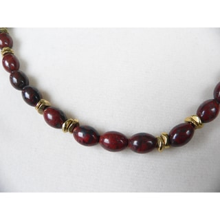 'Tyrion' Men's Jasper Bead Necklace