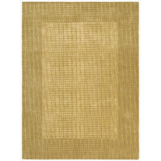 "Nourison Home Gold Rug - 5'6"" x 7'5"""