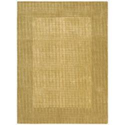 Nourison Home Gold Rug (5'6 x 7'5)