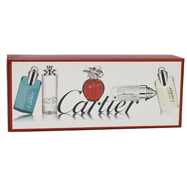 Cartier Collection Men's 5-piece Gift Set