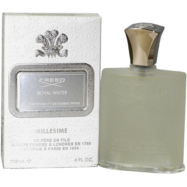Creed Royal Water Women's 4-ounce Millesime Perfume Spray