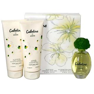 Parfums Gres Cabotine de Gres Women's 3-piece Gift Set