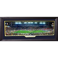 2008 Tostitos Fiesta Bowl Panoramic Frame
