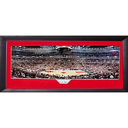Chicago Bulls 'Foul Shot' Panoramic Frame