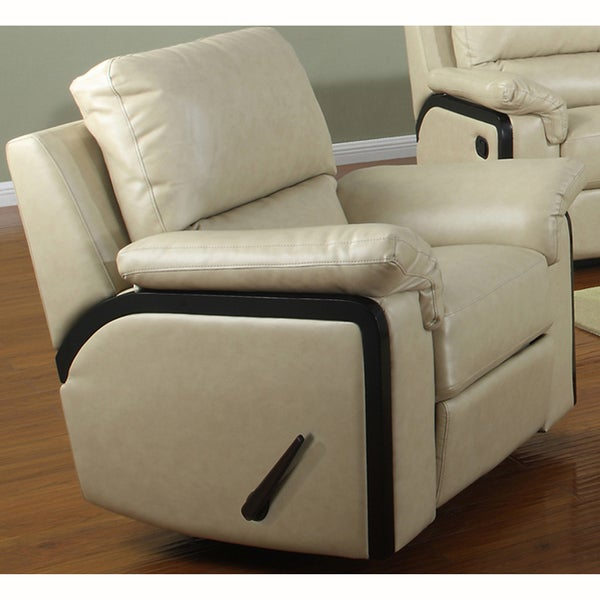 Brian Bonded Leather Chair