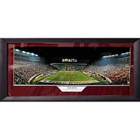 Florida State vs. Clemson 'End Zone' Panoramic Frame