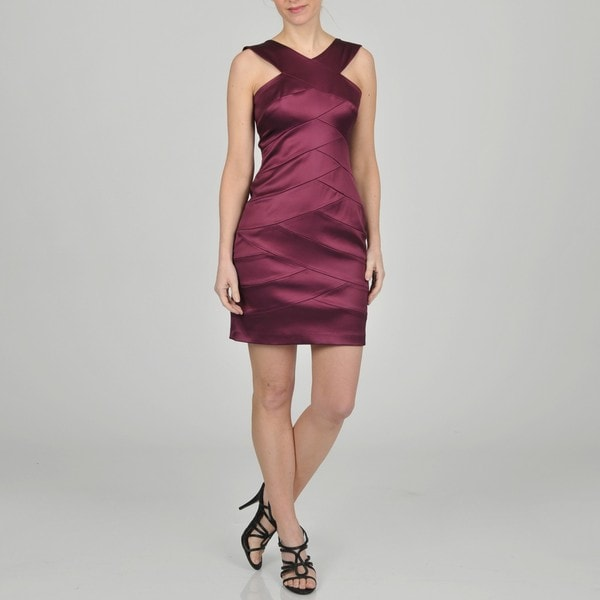 Decode 1.8 Women's Contemporary Banded Dress