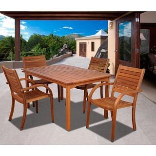 Amazonia Riviera 5-piece Rectangular Dining Set