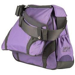 Go-Go Babyz Sidekick Bliss Diaper Bag and Baby Carrier - Thumbnail 1