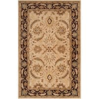 Hand-tufted White Clifford New Zealand Wool Area Rug - 3'3 x 5'3