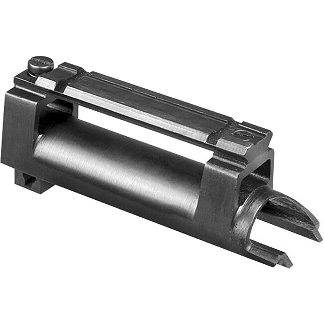 SKS Matte Black Steel Weaver Rail Rifle Mount Optic Accessory