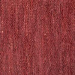 Hand-woven Red Dominican Natural Fiber Hemp Rug (8' x 11') - Thumbnail 2