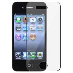 INSTEN Clear Self-adhering Screen Protector for Apple iPhone 4/ 4S - Thumbnail 1