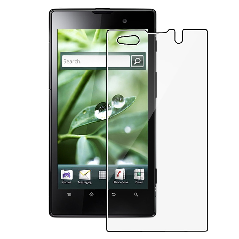 INSTEN Clear Screen Protector for Sony Ericsson Xperia Ion LT28AT