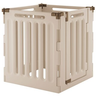 Richell Convertible Indoor/ Outdoor 4-Panel Pet Playpen