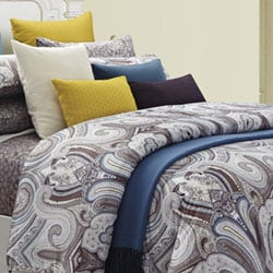 Budapest Queen-size 8-piece Cotton Comforter Set