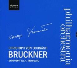 A. BRUCKNER - SYMPHONY NOS. 4 ROMANTIC
