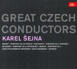 MOZART/BEETHOVEN/SCUBERT - GREAT CZECH CONDUCTORS