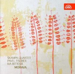 FISCHER/BITTOVA - STRING QUARTETS MORAVIA
