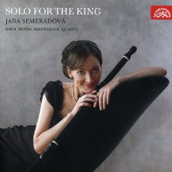 BACH/BENDA - SOLO FOR THE KING