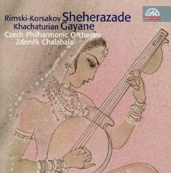 N. RIMSKY-KORSAKOV/KHACHATURIAN - SHEHERAZADE/GAYNE