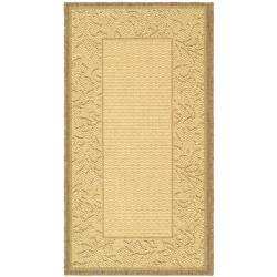 Safavieh Paradise Natural/ Brown Indoor/ Outdoor Rug (2' x 3'7)