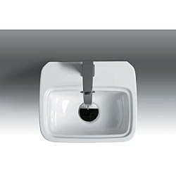 Bissonnet EVO Bathroom Ceramic Sink