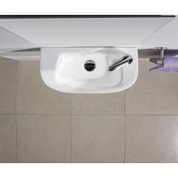 Bissonnet Sena Ceramic Bathroom Sink - Thumbnail 2