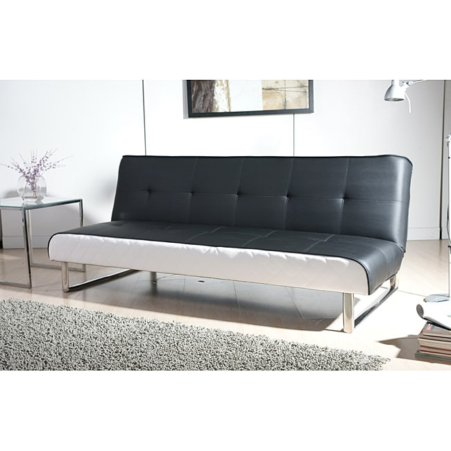 Seattle white and green futon sofa bed sofa beds pull out for Seattle sofa bed