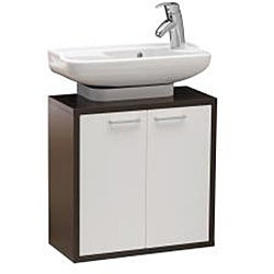 Bissonnet Oxigen Bathroom Ceramic Sink - Thumbnail 2