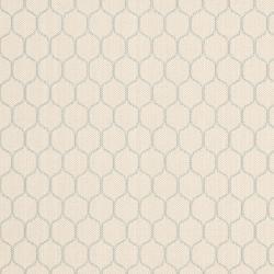 Safavieh Poolside Beige/Dark Beige Indoor/Outdoor Lattice-Pattern Rug (6'7 x 9'6) - Thumbnail 2