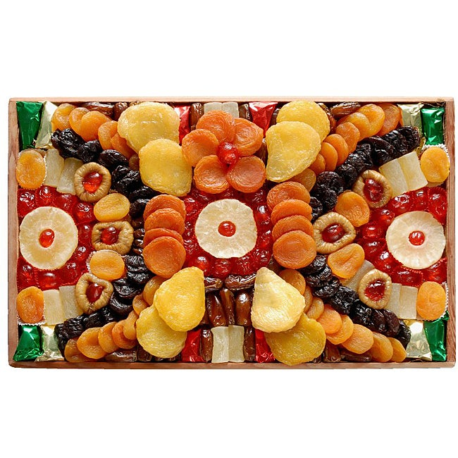 California Treasures Dried Fruit Gift Crate