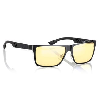 Gunnar Vinyl Onyx Crystal Full Rim Color Enhanced Computer Glasses