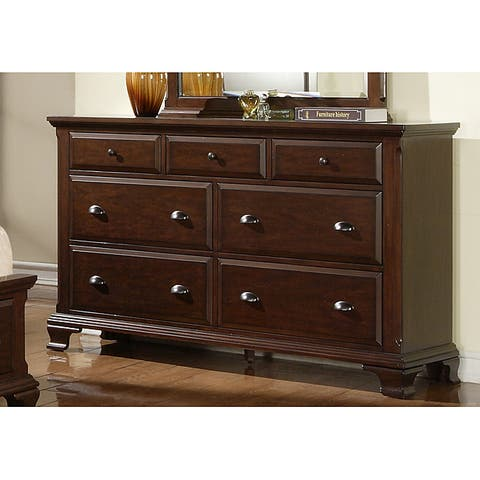Picket House Furnishings Brinley Cherry Dresser