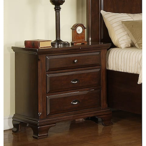 Picket House Furnishings Brinley Cherry Nightstand
