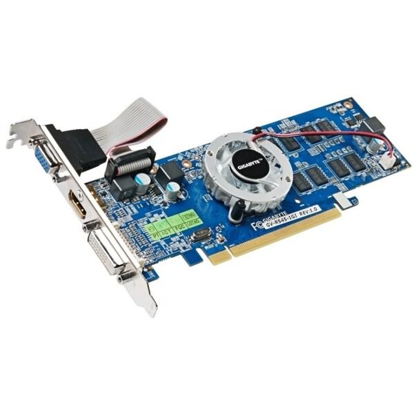 Gigabyte GV-R545-1GI Radeon HD 5450 Graphic Card - 650 MHz Core - 1 G