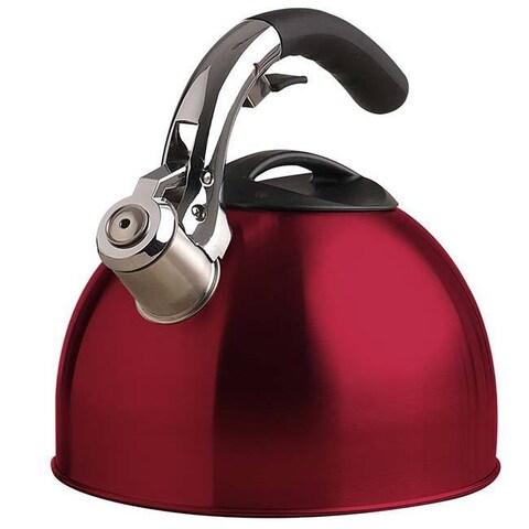 Primula SoftGrip Red 3-quart Tea Kettle