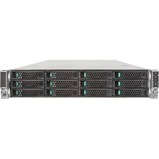 Intel Server System R2312GZ4GC4 Barebone System - 2U Rack-mountable -